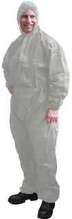 Disposable Coveralls XL 5Pk