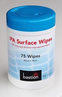 Wet Wipes Tub (75 wipes)