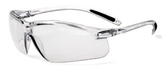 A700 Safety Glasses Clear/AFog