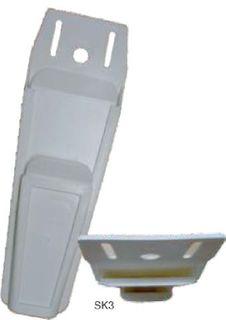 Plastic Triple Knife Pouch