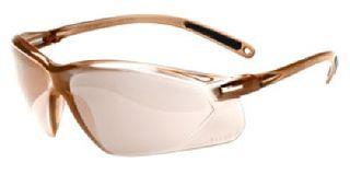 A700 Safety Glasses BrnzM/AFog