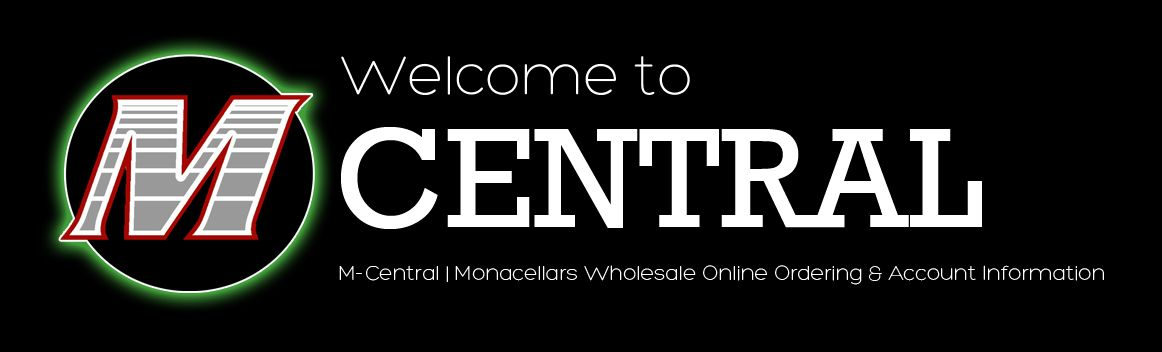 Monacellars M Central Welcome
