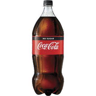 Coke No Sugar 2lt x8
