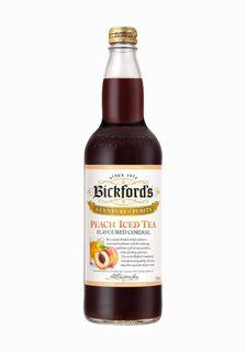 Bickfords Peach Tea Cordial 750ml