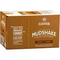Cruiser Cowboy CS Mudshake 275ml-24