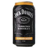Jack Daniel & Ginger Beer 375ml-24