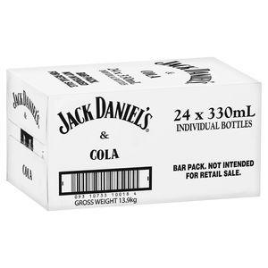 Jack Daniel & Cola Stub LOOSE-24