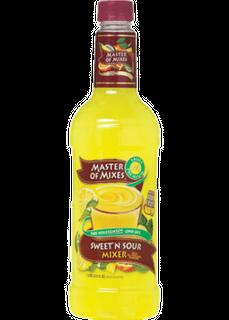 Master of Mixes Sweet Sour Mix 1000ml
