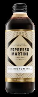 Lexington Hill Espresso Martini 300ml-12