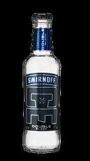 Smirnoff D/black Stubb 300ml 6x4-24
