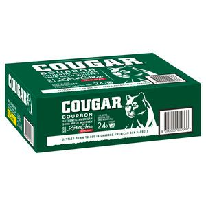 Cougar & Zero Can 375ml-24
