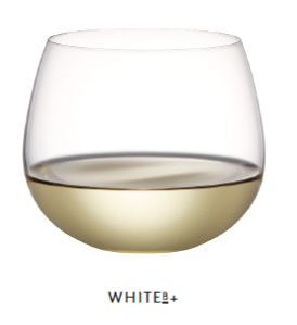Plumm Stemless White B+ Glass x12