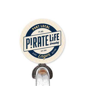 Pirate Life Port Local Lager Keg 49.5L