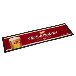 Carlton Draught Bar Mat