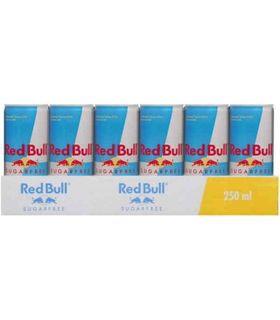 Red Bull Energy Sugar Free 250ml x24