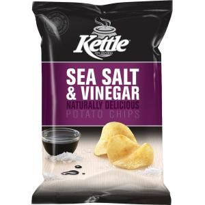 Kettle Salt & Vinegar 90g x12