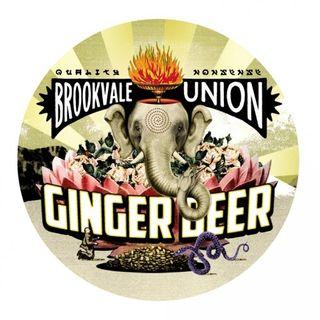 Brookvale Union Ginger Beer Keg 49.5L
