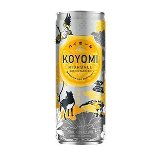 Koyomi Mandarin & Grapefruit 250ml-24