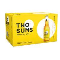 Two Suns Premium Dry Stubs 330ml-24