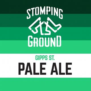 Stomping Ground Gipps St P/Ale Keg 50L