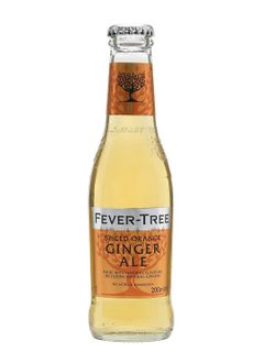 Fever-Tree Orange Ginger 200ml x24