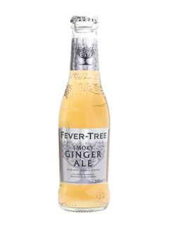 Fever-Tree Smokey Ginger 200ml x24