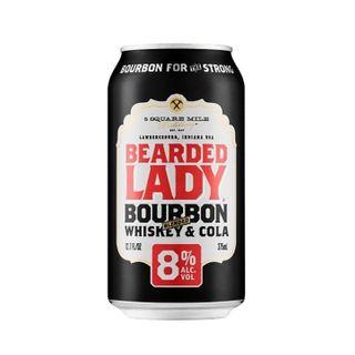 Bearded Lady Bourbon 8% Cans 375ml-24