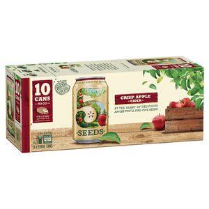 5 Seeds Crisp Apple Cider 10PK x3