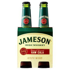 Jameson & Raw Cola 5% 333ml STUB-24