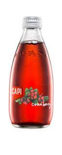 CAPI Cranberry 250ml x 24