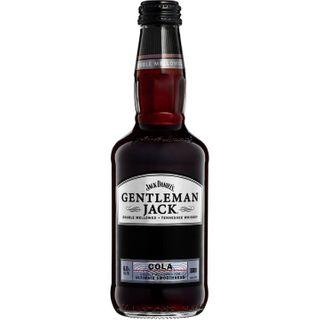 Gentleman Jack & Cola Stub 330ml-24