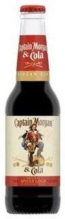 Captain Morgan Cola Btl 4.5% 330ml-24