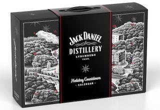 Jack Daniel Holiday Countdown Calender