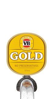 Vic Bitter GOLD KEG 50lt