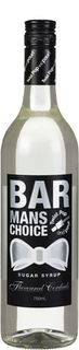 Barmans Choice Sugar Syrup 750ml