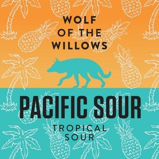 Wolf of the Willows Pacific Sour Keg 50L