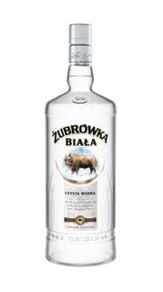 Zubrowka Biala Vodka 1L