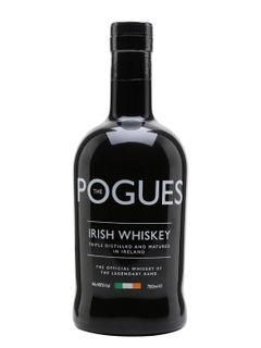 The Pogues Original Irish Whiskey 700ml