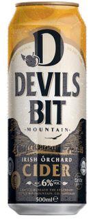 Devils Bit Cider 500ml-24