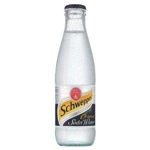 Schweppes Soda Water 300ml X 24