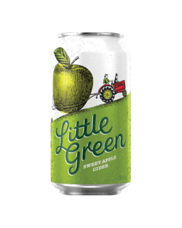 Little Green Apple Can 375ml 10PK x3