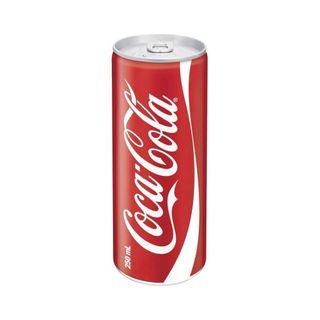 Coke Can 250ml x24