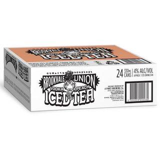 Brookvale Vodka & Peach Ice Tea 300ml-24