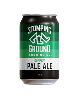 Stomping Ground Gipps St P/Ale 355ml-24