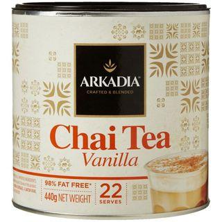 Arkadia Chai Vanilla 440gm