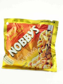 Nobbys Salted Cashews 50gms X 24