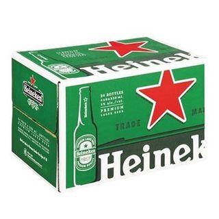 Heineken Stubs [IMP LOOSE] 330ml-24