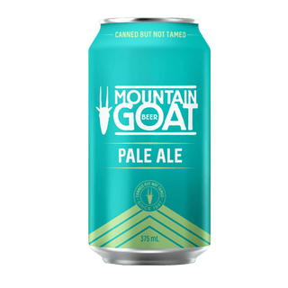 Mountain Goat Pale Ale Can 375ml-24