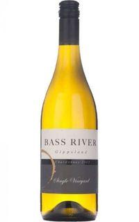 Bass River Single Chardonnay 750ml