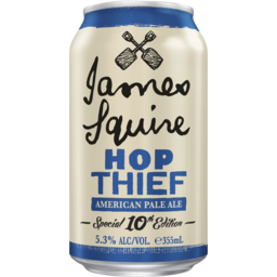 James Squire Hop Thief CAN 355ml-24